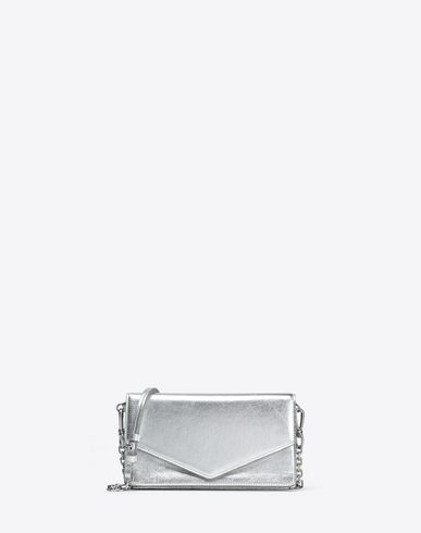 MAISON MARGIELA Wallet [*** pickupInStoreShipping_info ***] Silver wallet f