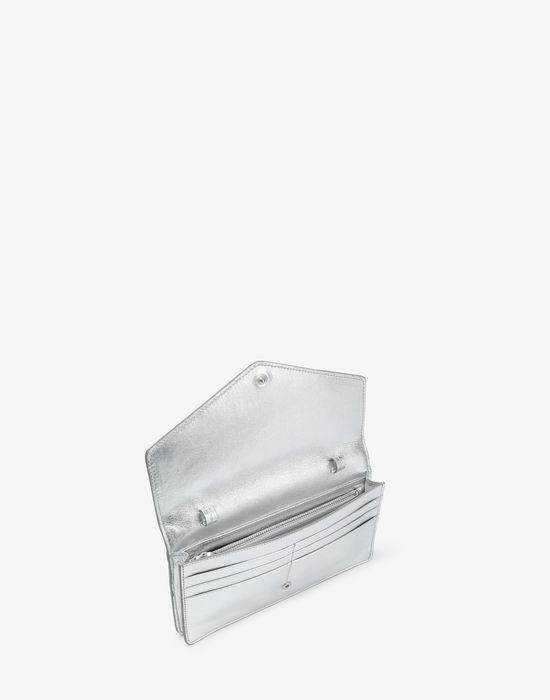 MAISON MARGIELA Silver wallet Wallet [*** pickupInStoreShipping_info ***] d
