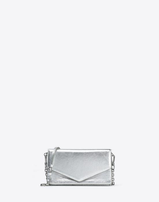 MAISON MARGIELA Silver wallet Wallet [*** pickupInStoreShipping_info ***] f
