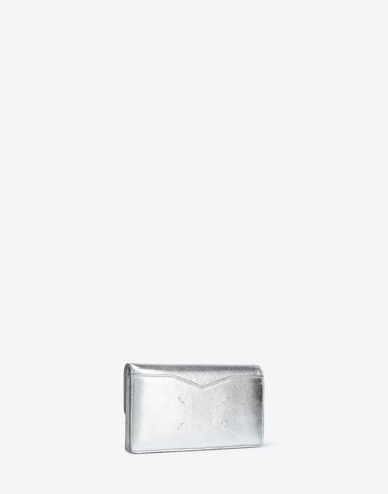 MAISON MARGIELA Silver wallet Wallet [*** pickupInStoreShipping_info ***] r