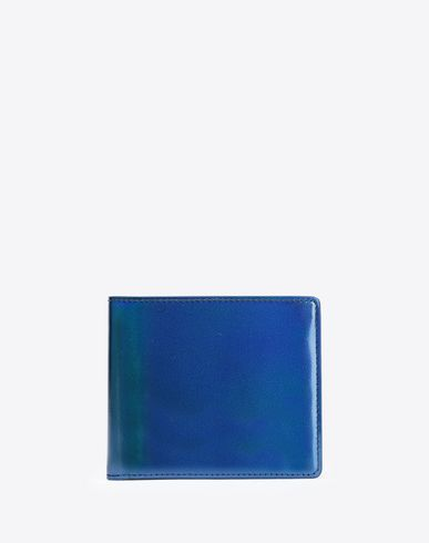 MAISON MARGIELA Wallets Man Laminated leather wallet f