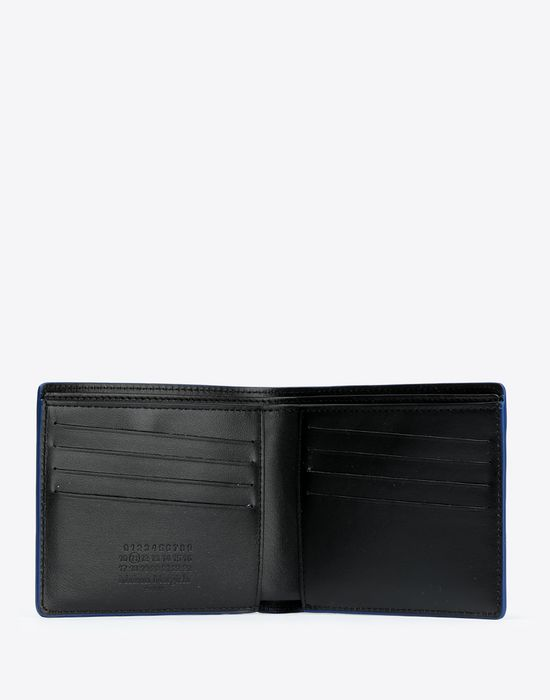 MAISON MARGIELA Laminated leather wallet Wallet [*** pickupInStoreShippingNotGuaranteed_info ***] d