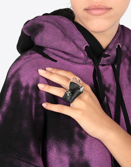 MAISON MARGIELA Bonded chandelier ring Ring [*** pickupInStoreShipping_info ***] b