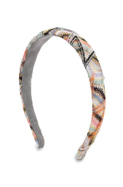 MISSONI KIDS Circlet Green Woman - Back