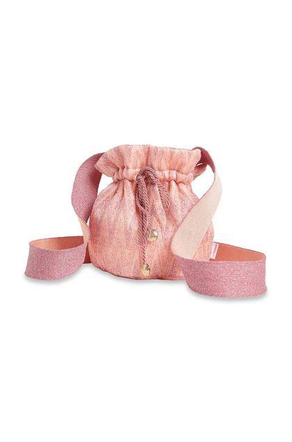 MISSONI KIDS Tasche Lachs Damen - Rückseite