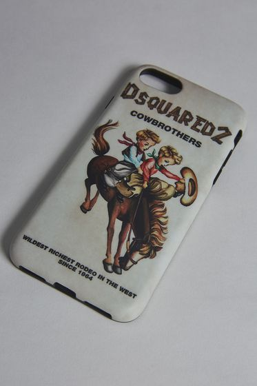 DSQUARED2 iPhone holder [*** pickupInStoreShippingNotGuaranteed_info ***] ITM003155000001M037 m