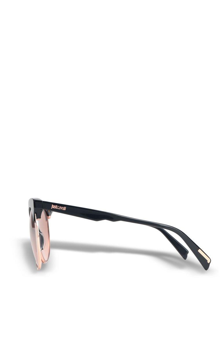 JUST CAVALLI Two-tone cat-eye sunglasses SUNGLASSES Woman d
