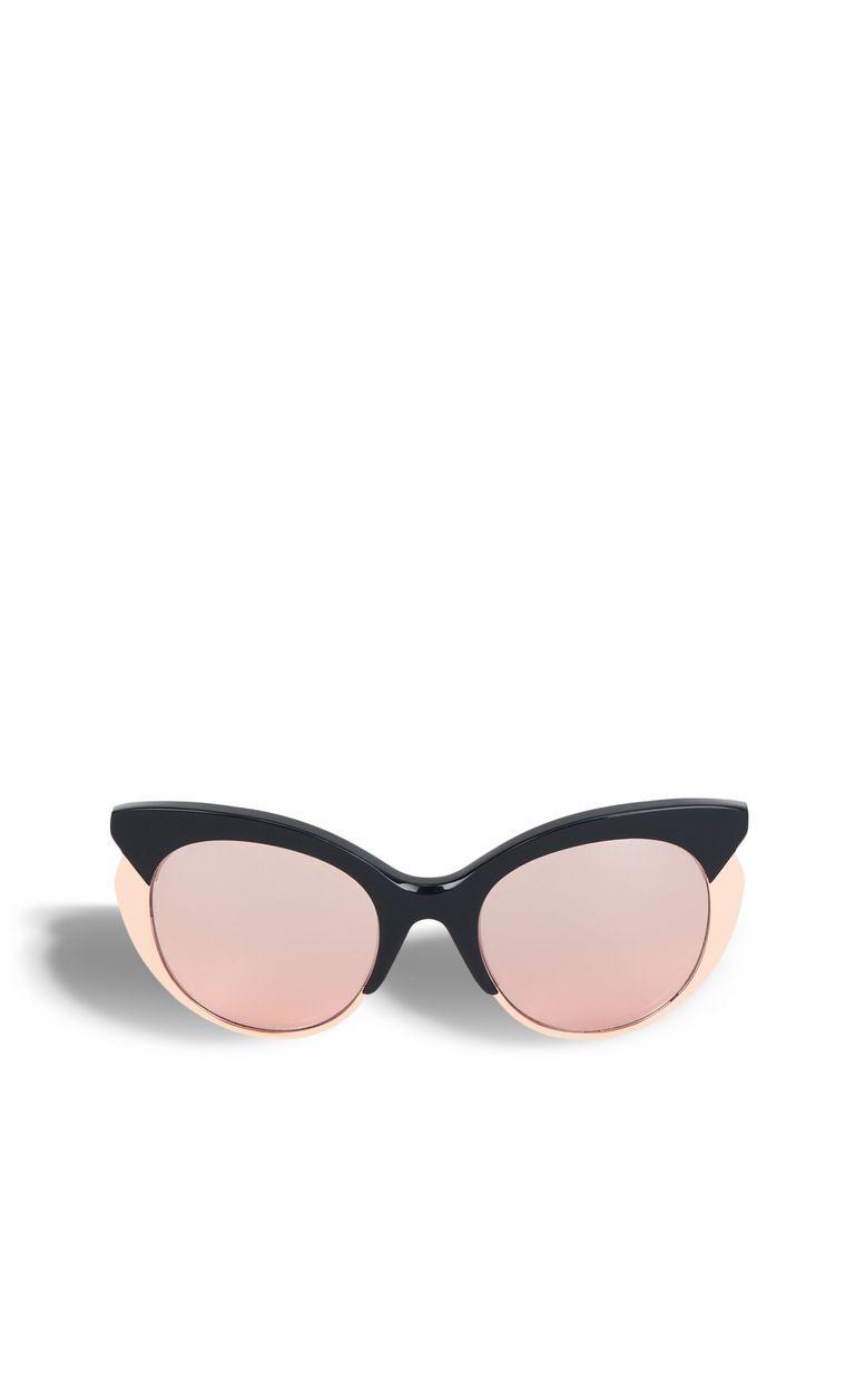 JUST CAVALLI Two-tone cat-eye sunglasses SUNGLASSES Woman f