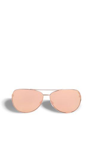 Aviator-style sunglasses