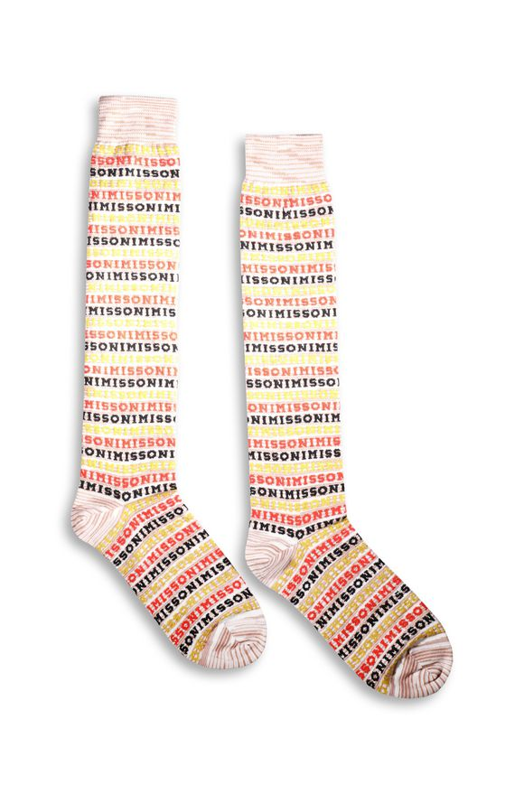 MISSONI Socks Woman, Frontal view