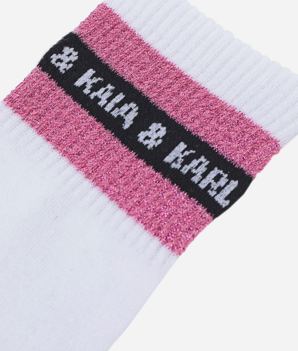 KARL LAGERFELD Karl X Kaia Sporty Socks Sock Woman r