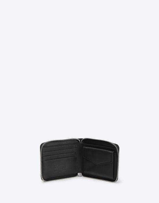 MAISON MARGIELA Embossed leather wallet Wallet [*** pickupInStoreShipping_info ***] d