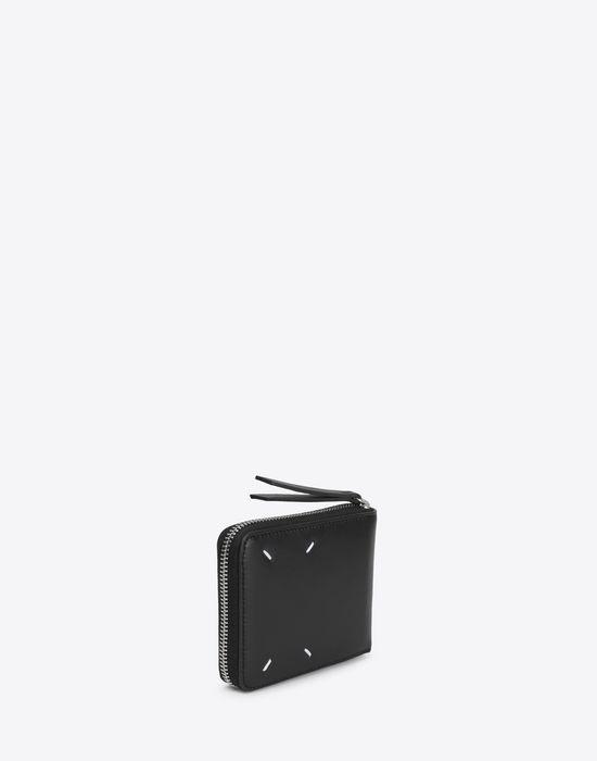 MAISON MARGIELA Embossed leather wallet Wallet [*** pickupInStoreShipping_info ***] r