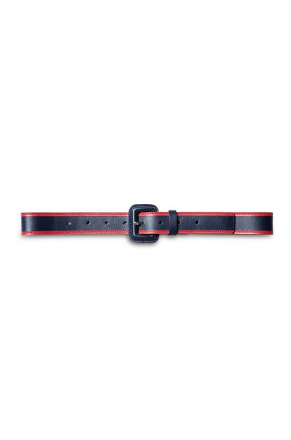 MISSONI Belt Blue Woman - Front