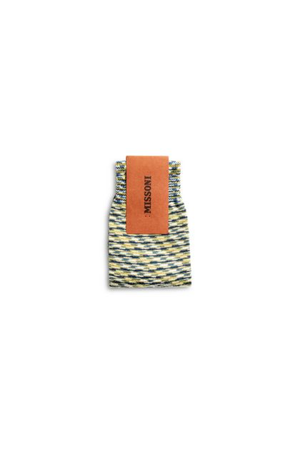 MISSONI Socks Yellow Woman - Front