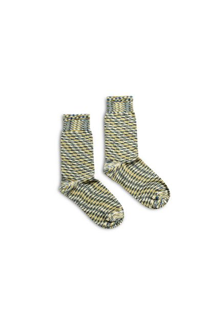 MISSONI Socks Yellow Woman - Back