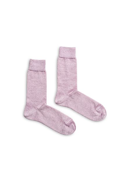 MISSONI Socks Pink Woman - Back