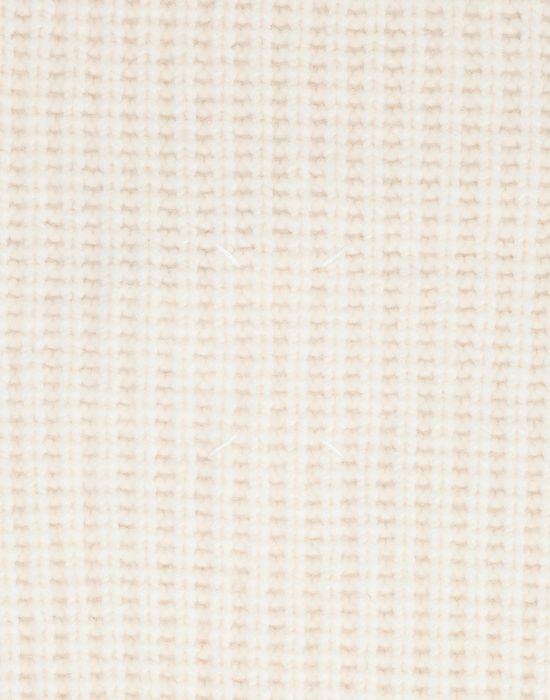 MAISON MARGIELA Cashmere knit scarf Scarf [*** pickupInStoreShippingNotGuaranteed_info ***] d