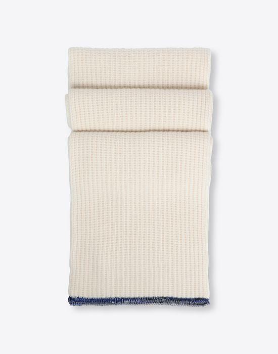 MAISON MARGIELA Cashmere knit scarf Scarf [*** pickupInStoreShippingNotGuaranteed_info ***] f