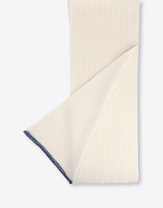 MAISON MARGIELA Cashmere knit scarf Scarf [*** pickupInStoreShippingNotGuaranteed_info ***] r