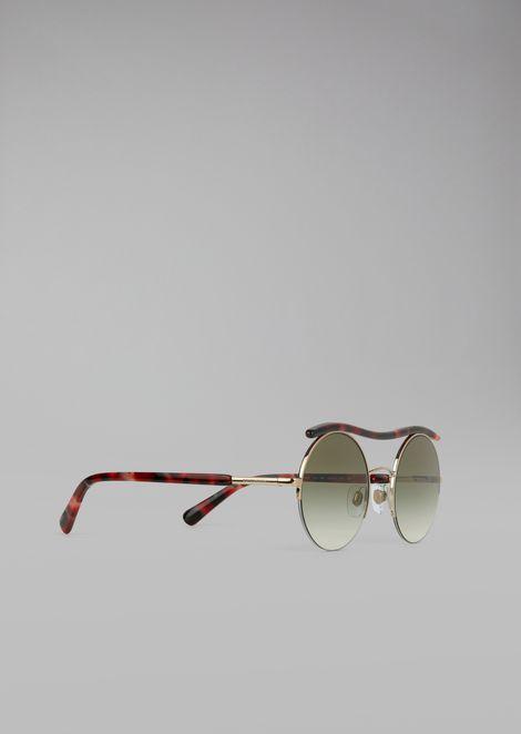 波浪管状细节 Cat Walk Open Lenses 眼镜