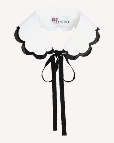 REDValentino QR0WA0H50ES 001 Collar Woman a