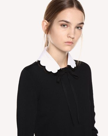 REDValentino QR0WA0H50ES 001 Collar Woman r