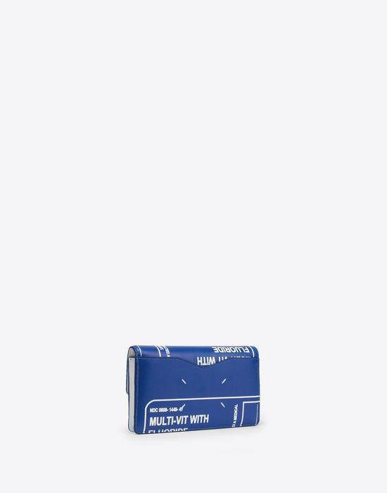 MAISON MARGIELA Vitamin print wallet Wallet [*** pickupInStoreShipping_info ***] r
