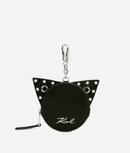 KARL LAGERFELD K/Rocky Choupette Leather Coin Purse 9_f