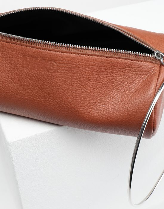 MM6 MAISON MARGIELA Ring leather pochette  Wallet [*** pickupInStoreShipping_info ***] d