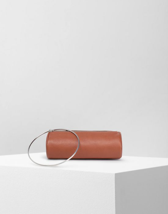 MM6 MAISON MARGIELA Ring leather pochette  Wallet [*** pickupInStoreShipping_info ***] f