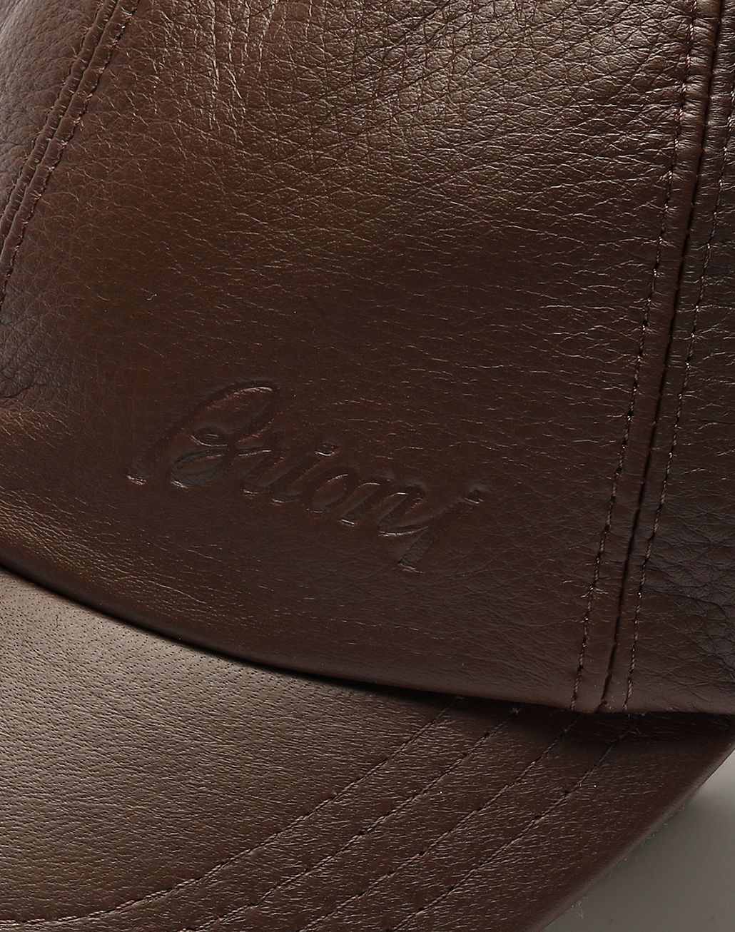 BRIONI Brown Baseball Hat Hats & Gloves [*** pickupInStoreShippingNotGuaranteed_info ***] d
