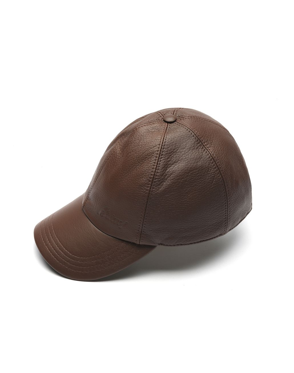 BRIONI Brown Baseball Hat Hats & Gloves [*** pickupInStoreShippingNotGuaranteed_info ***] f