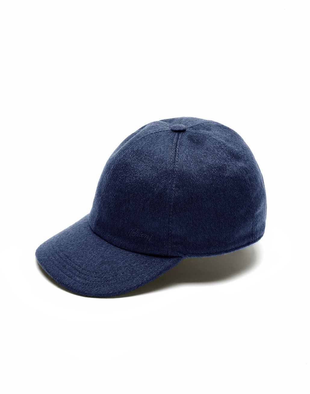 BRIONI Navy Blue Baseball Hat Hats & Gloves [*** pickupInStoreShippingNotGuaranteed_info ***] f