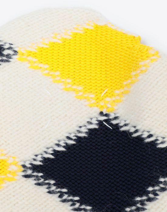 MAISON MARGIELA Oversized 'Tabi' long knit muffs Muff [*** pickupInStoreShipping_info ***] e