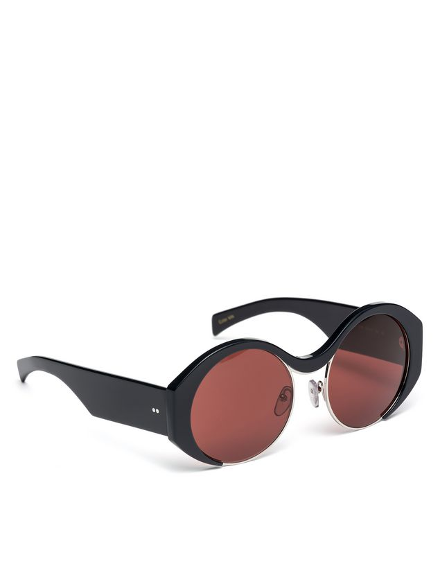 Marni Marni CROP sunglasses in acetate Woman - 2