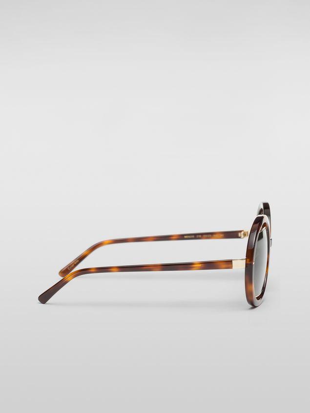 Marni Marni SUNRISE sunglasses in acetate Woman - 3