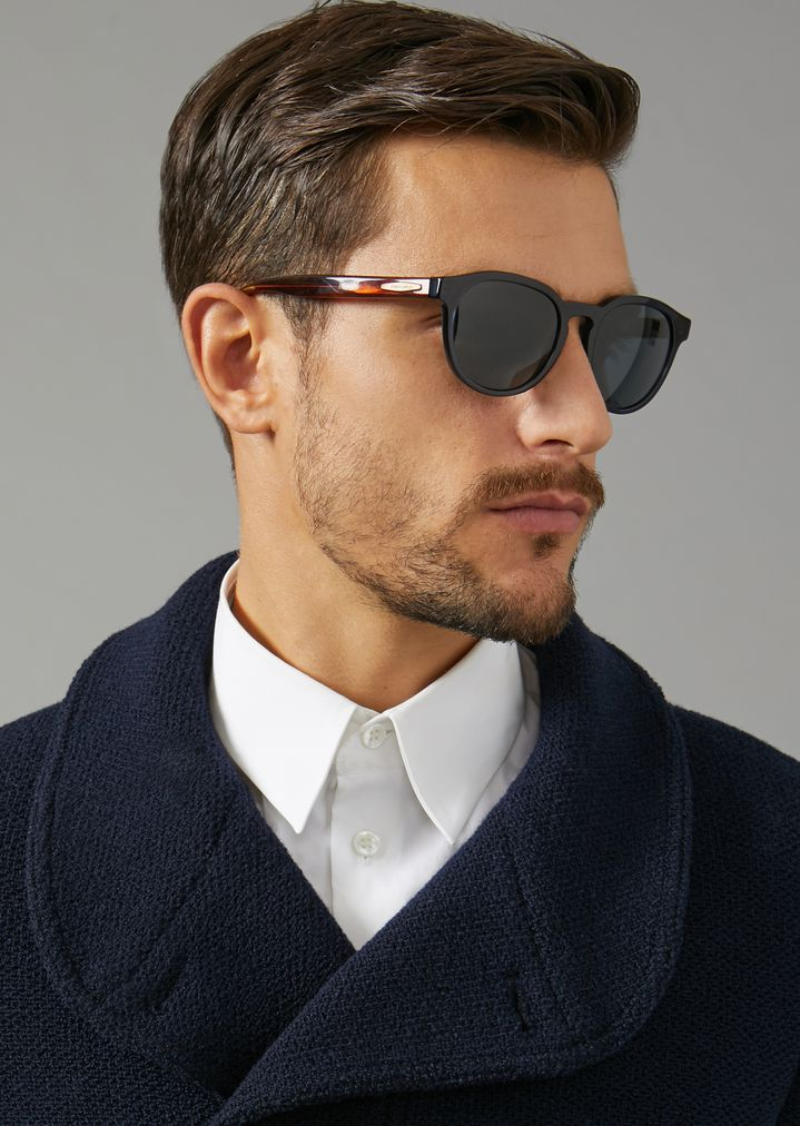 5661874419 Sunglasses With Two-Tone Frame