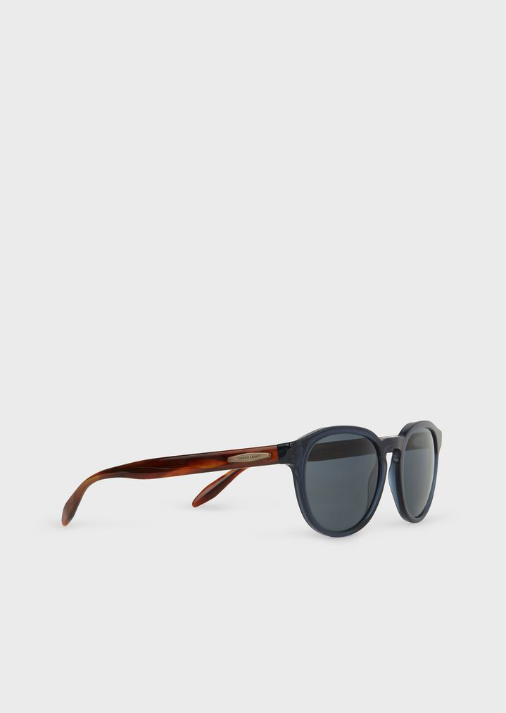 30c3622ff7658 Sunglasses With Two-Tone Frame