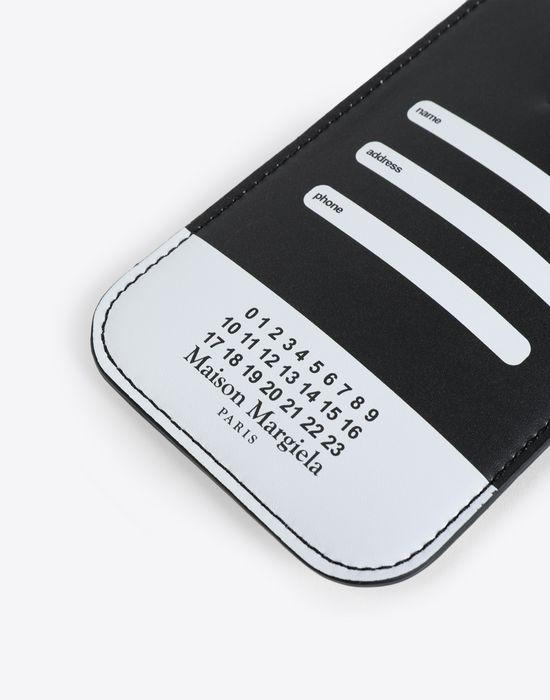 MAISON MARGIELA Fragile print wallet Wallet [*** pickupInStoreShipping_info ***] a