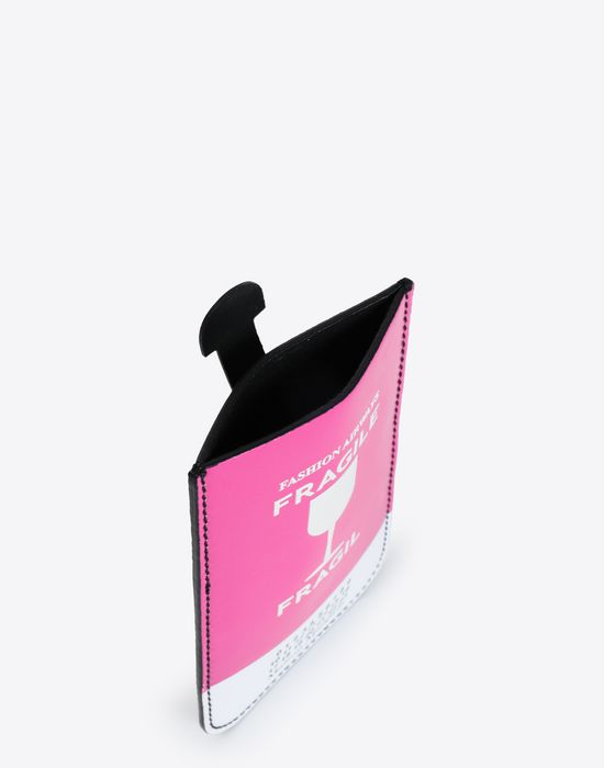 MAISON MARGIELA Fragile print wallet Wallet [*** pickupInStoreShipping_info ***] d