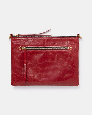 ISABEL MARANT CLUTCH Woman NESSAH zipped clutch bag  e