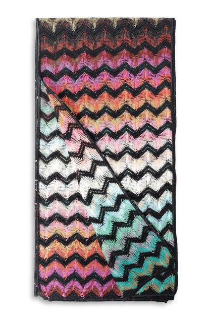 MISSONI Scarf Green Woman - Front