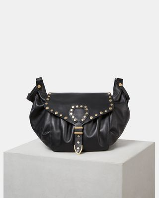 SINLEY studded pouch