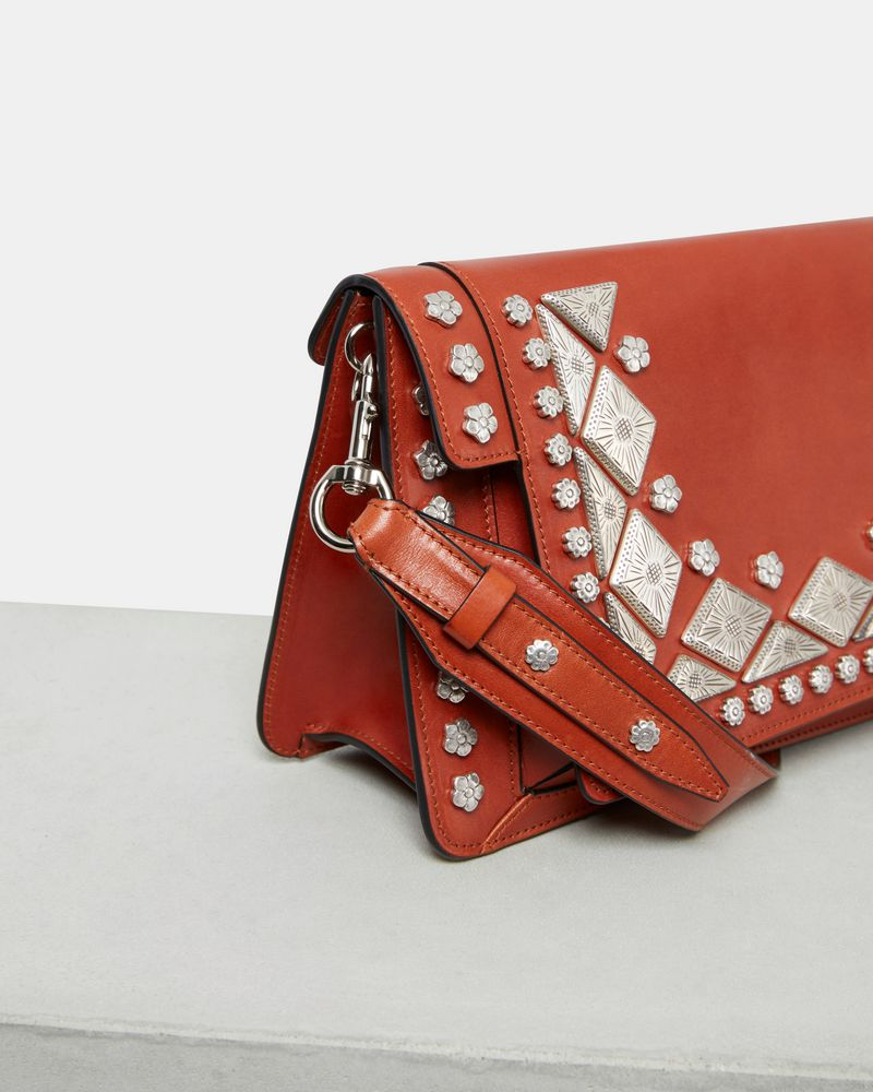 MASKIA studded bag ISABEL MARANT