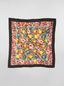Marni Silk scarf with Ellebore print Woman - 3