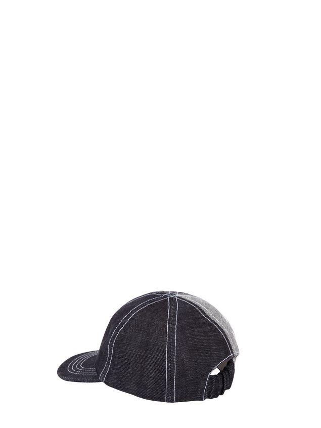 Marni Cap in non-washed denim Man - 2
