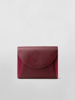 Marni Clutch in calfskin Woman