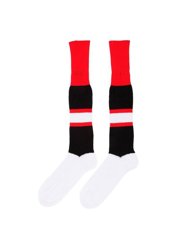 Marni Inlayed sock in cotton blend  Man - 2