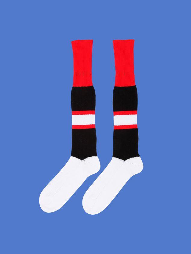 Marni Inlayed sock in cotton blend  Man - 1